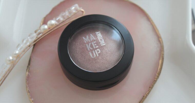 "Make Up Factory Artist Eye Shadow ""740 Pale Blush"" Моно-тени для век"